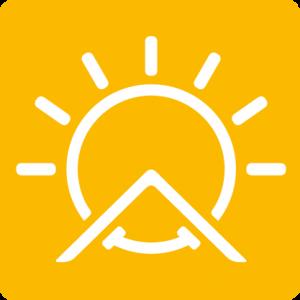 Photovoltaik-Icon